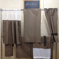 Fleetwood Coleman Arcadia Replacement Curtain Set