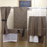 Fleetwood Coleman Avalon Replacement Curtain Set