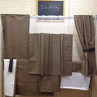 Fleetwood Coleman Sun Valley Replacement Curtain Set