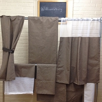 Fleetwood Coleman Williamsburg Replacement Curtain Set