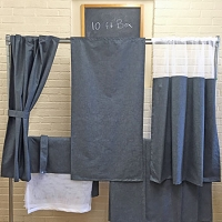 10' Flagstaff Camper Curtain Set