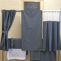8' Jayco Camper Curtain Set