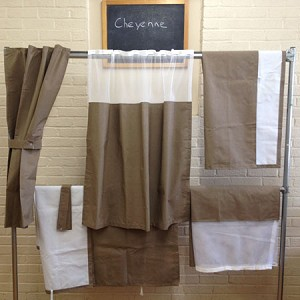 Fleetwood Coleman Cheyenne Replacement Curtain Set