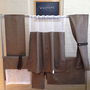Fleetwood Coleman Westlake Replacement Curtain Set