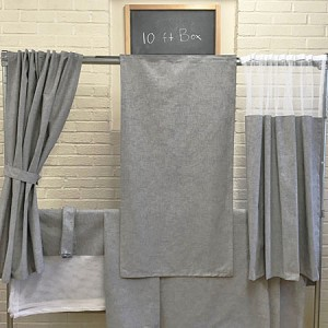 10' Rockwood Camper Curtain Set