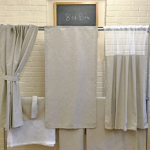 8' Rockwood Camper Curtain Set